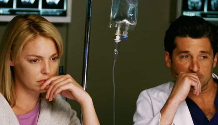 Katherine Heigl (Grey's Anatomy) a-t-elle craqué pour Patrick Dempsey