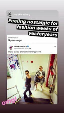 Kendall Jenner aimerait de nouveau participer à la Fashion Week !