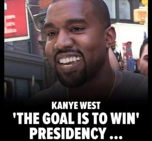 Kim Kardashian: Kanye West a dépensé 6 millions de dollars pour son élection !