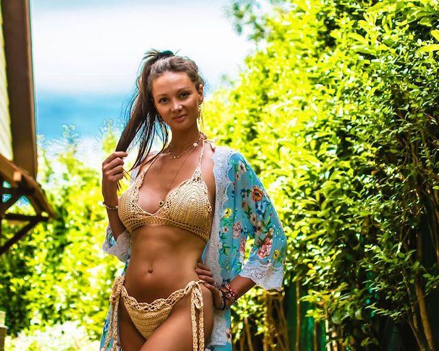 Koh-Lanta Les 4 Terres: Alexandra moquée à cause de ses photos sexy !