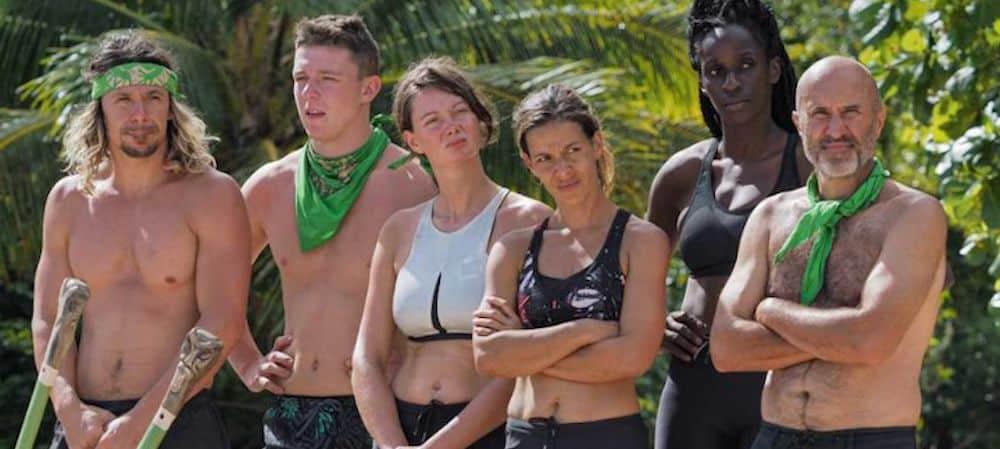 Koh-Lanta les 4 terres: énorme clash entre deux candidats sur TF1 !