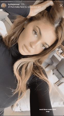 Kylie Jenner ne supporte plus de voir ses cheveux pousser !