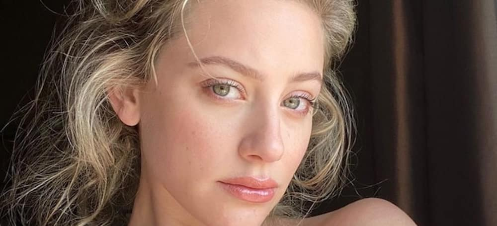 Lili Reinhart: l'actrice de Riverdale dévoile enfin sa routine beauté !
