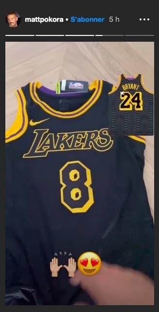 M Pokora rend un hommage touchant à Kobe Bryant !
