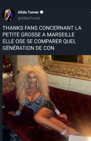 Maeva Ghennam (Les Marseillais) répond cash au tacle d'Afida Turner !