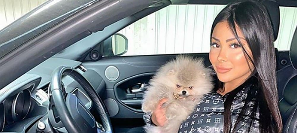 Maeva Ghennam s'affiche avec un make up impeccable sur Instagram 1000