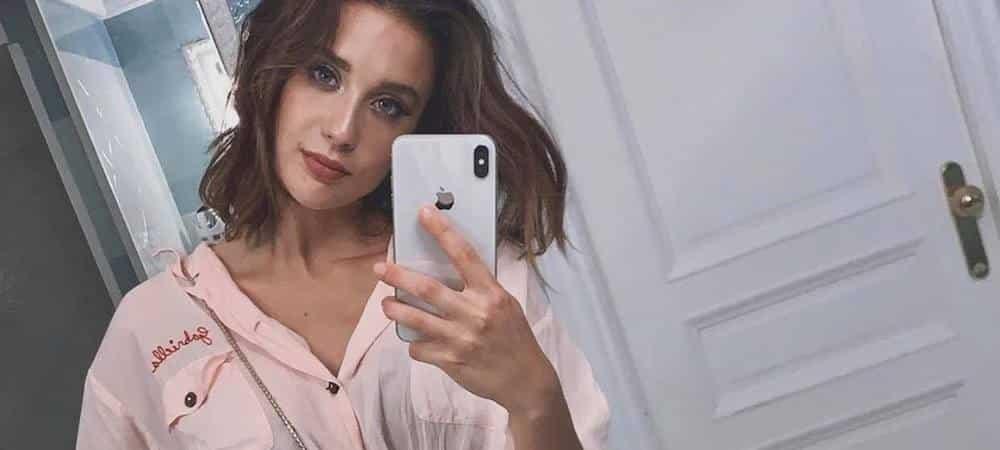 María Pedraza mystérieuse et sexy pour ce nouveau shooting 1000