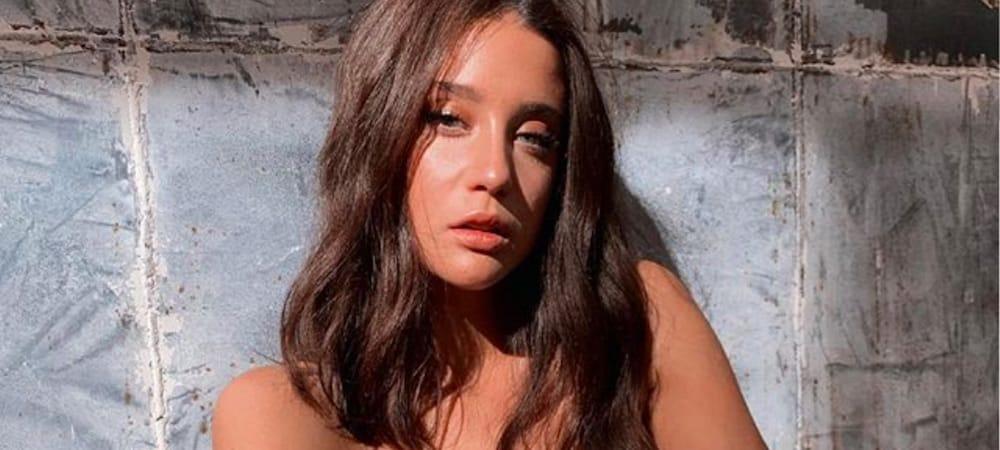 María Pedraza son total look noir fait sensation sur Instagram 07092020-
