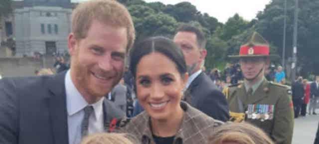 Meghan Markle et le prince Harry- des parents d'élèves remontés contre eux 640