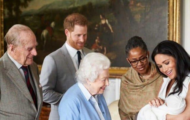"""Meghan Markle: Harry serait le """"mouton noir"""" du prince Philip !"""