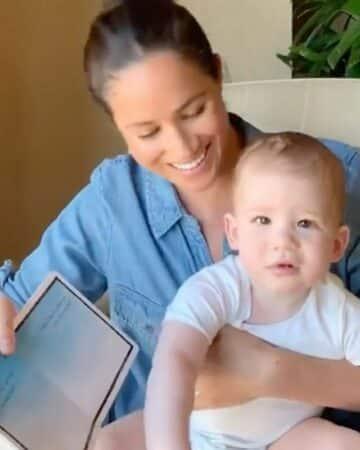 Meghan Markle: Harry se confie sur sa vie de papa pour la première fois !Meghan Markle: Harry se confie sur sa vie de papa pour la première fois !