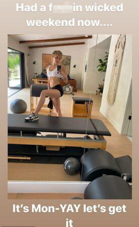 Miley Cyrus veut rendre son ex Cody Simpson jaloux 640