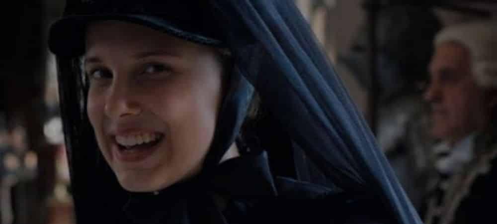 Millie Bobby Brown se confie sur les auditions du film Enola Holmes !