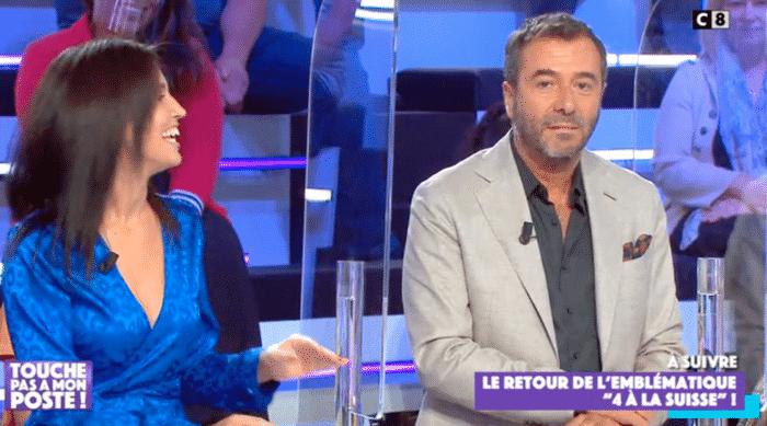 Priscilla Liaud et Bernard Montiel
