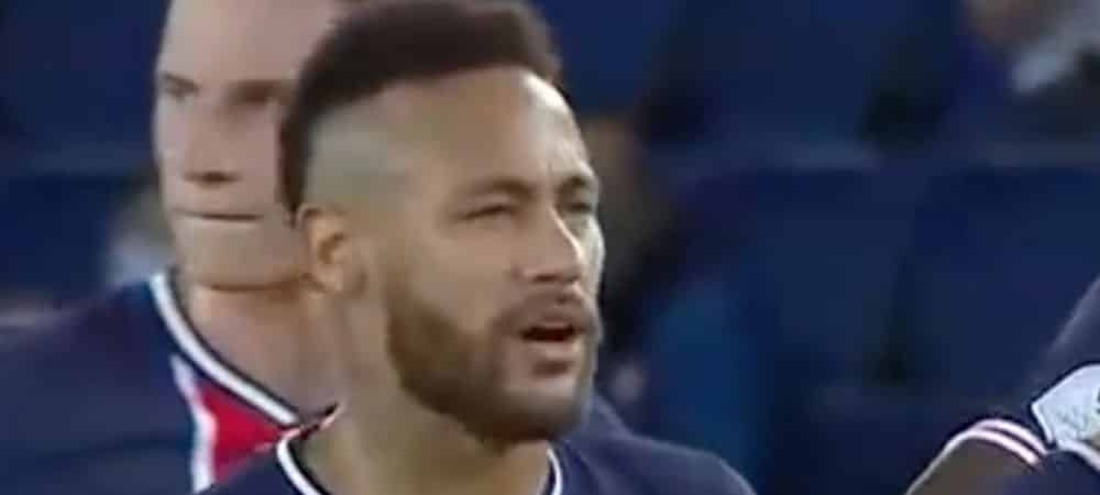 PSG - OM: Neymar accuse Alvaro González de racisme !