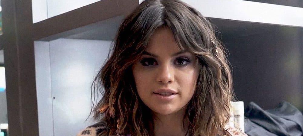 Selena Gomez dévoile les secrets de sa marque Rare Beauty 1000