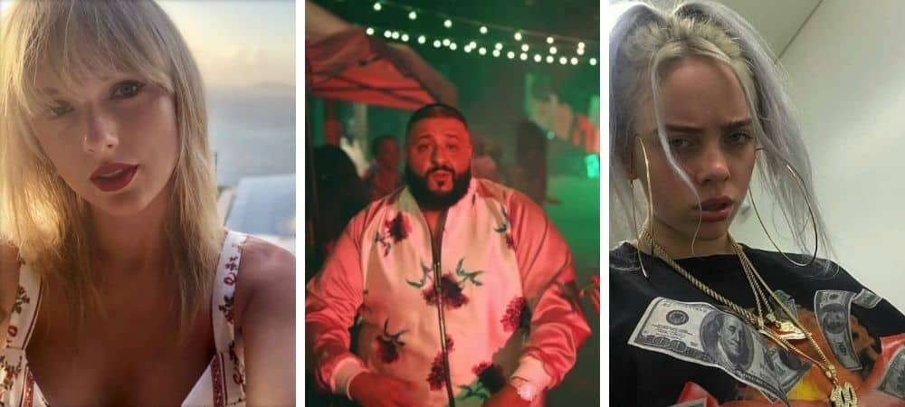 Taylor Swift et Billie Eilish rejoignent la campagne Just Vote !
