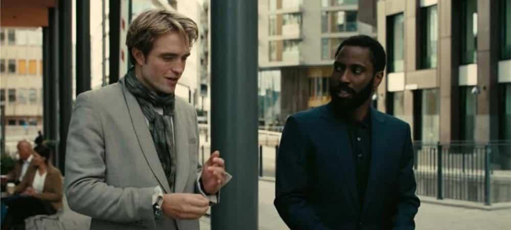 Tenet ces questions que l'on se pose sur le film avec Robert Pattinson