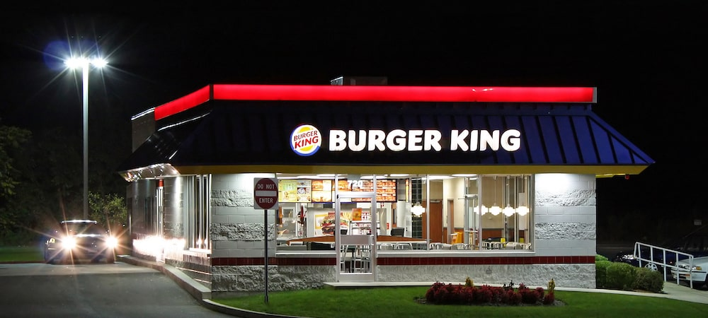 Burger king dévoile un tout nouveau dessert au Nutella !