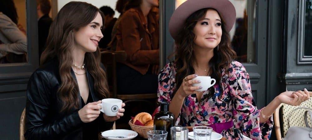 «Emily in Paris»: la costumière de la série analyse tous les looks !