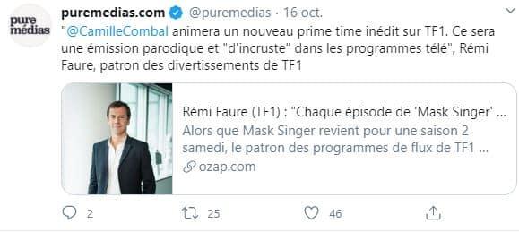 Iris Mittenaere clashée par un dirigeant de TF1 sur son manque d'expérience !