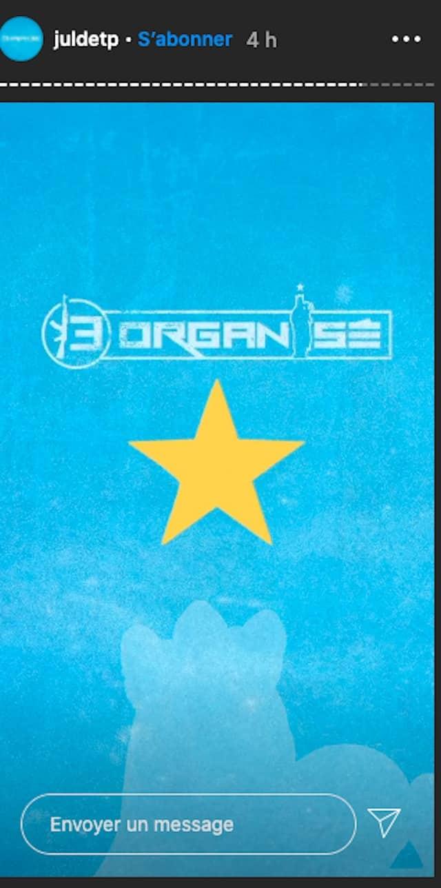 Jul: 13 Organisé arrive en tête des meilleures ventes d'albums !