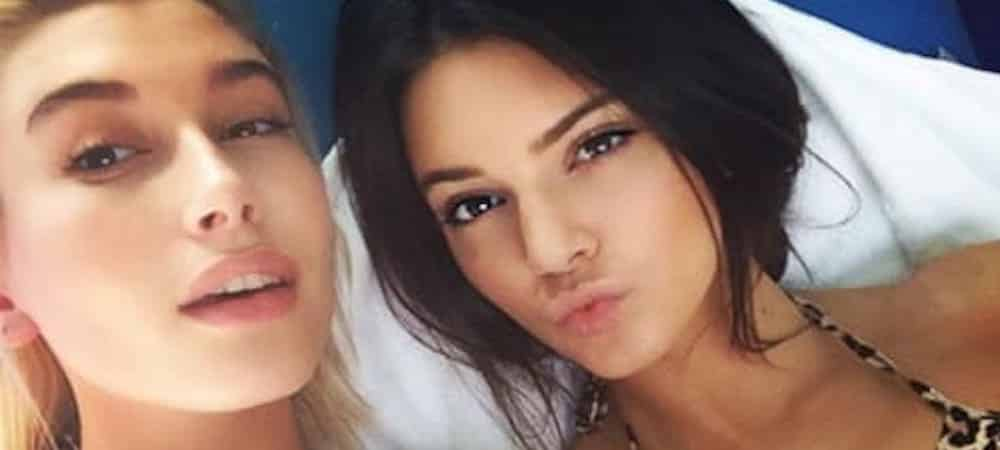 Kendall Jenner s'affiche proche de sa BFF Hailey Baldwin 1000