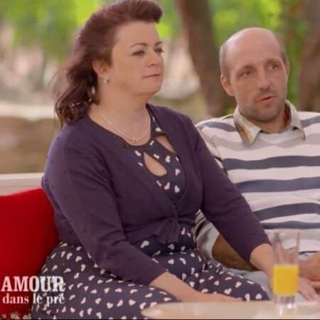 L'amour est dans le pré: Maud et Laurent heureux du succès de leur cagnotte !