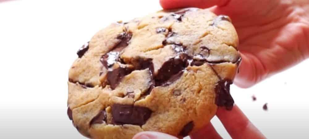 Recette étudiant: préparer des cookies en 1min au micro onde !