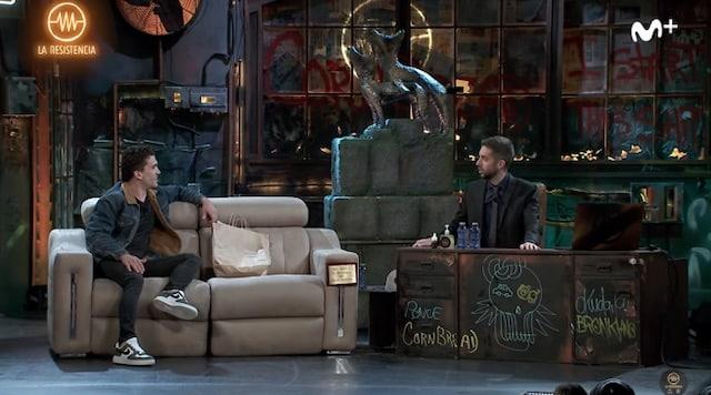 Jaime Lorente (La Casa de Papel) a beaucoup mal avec le succès 640