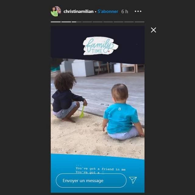 M Pokora: son adorable fils Isaiah joue avec son cousin Layvin !