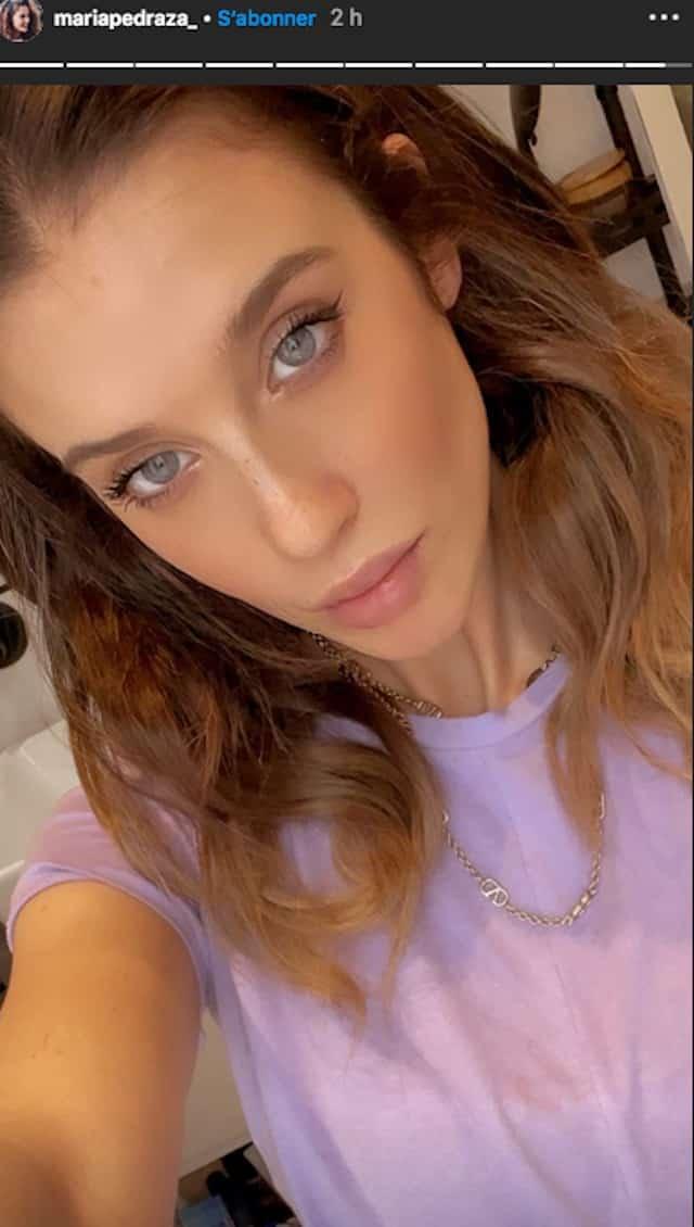 María Pedraza canon elle affiche son regard de braise sur Instagram !