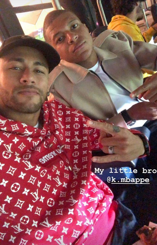 Neymar pousse un énorme coup de gueule contre son ami Kylian Mbappé !