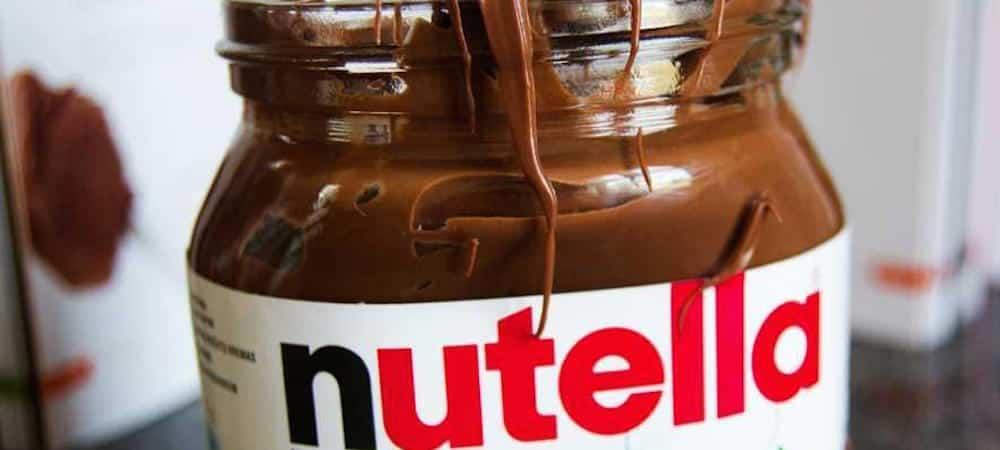 Nutella lance une édition limitée pour nous faire voyager en Italie !