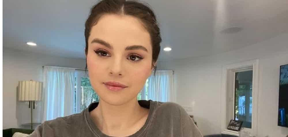 Selena Gomez partage un tuto make-up ultra tendance sur Instagram !