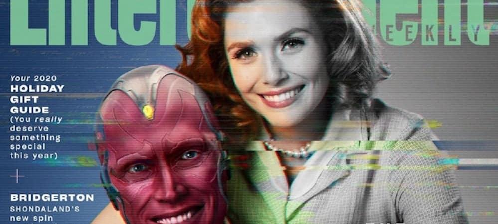 WandaVision (Disney +): la 1ère série Marvel sera disponible mi-janvier !