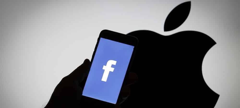 Apple et Facebook- la guerre fait rage entre les deux géants 1000