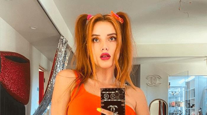 Bella Thorne pense être la toute première célébrité sur OnlyFan 15122020---