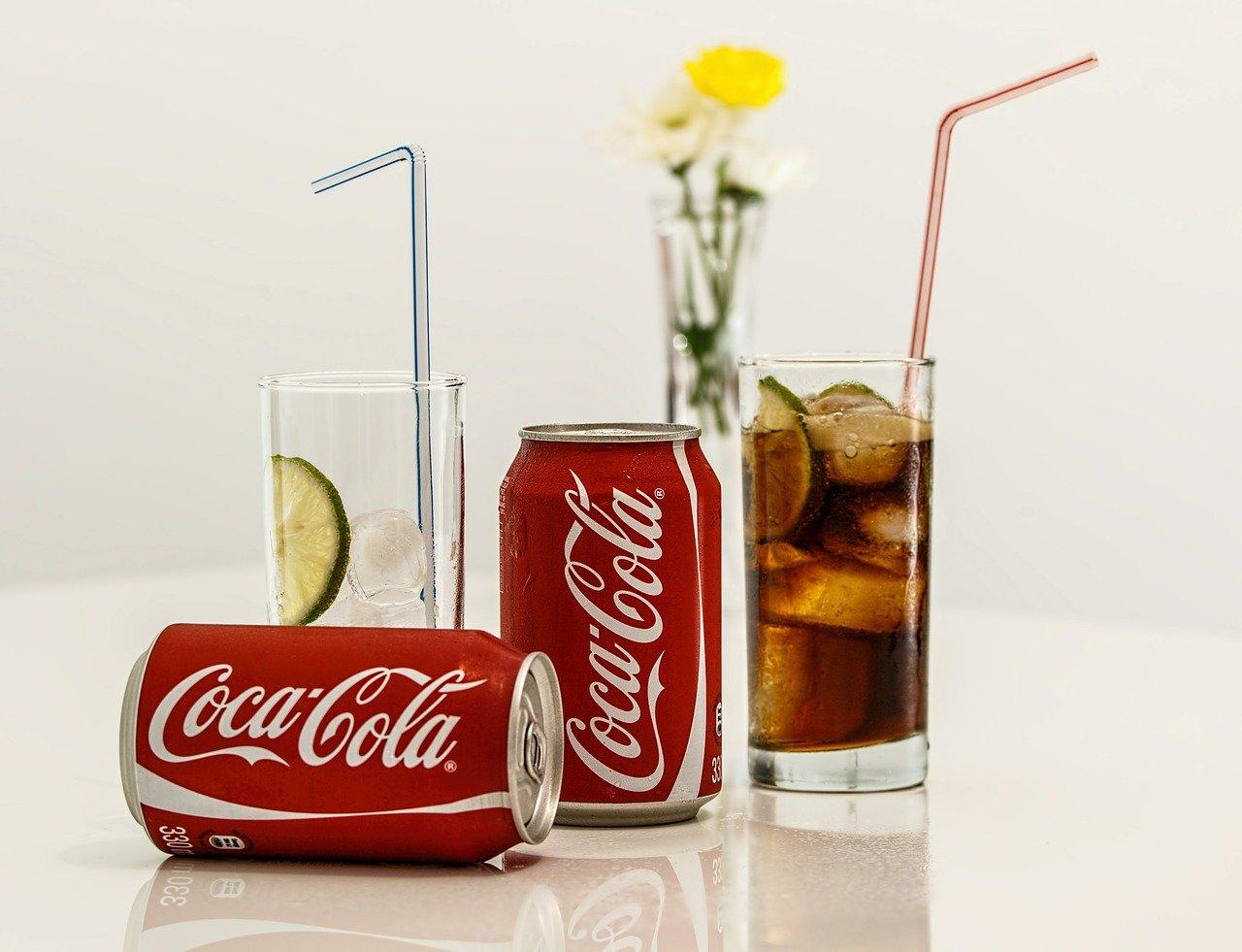 Coca-Cola se diversifie et sort une eau pétillante alcoolisée pour 2021 1000