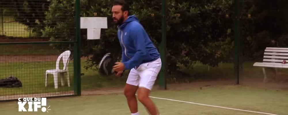 Cyril Hanouna (TPMP) promet de venir dans un club de tennis sarthois !