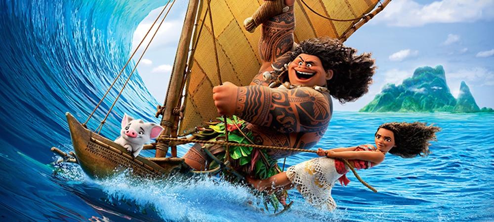 Disney +: pourquoi Moana a-t-il été renommé Vaiana dans certains pays ? -  MCE TV