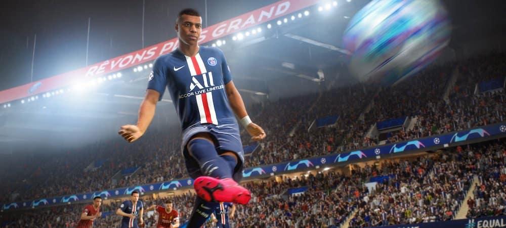 FIFA 21 désormais disponible sur la nouvelle PS5 et la Xbox One X !