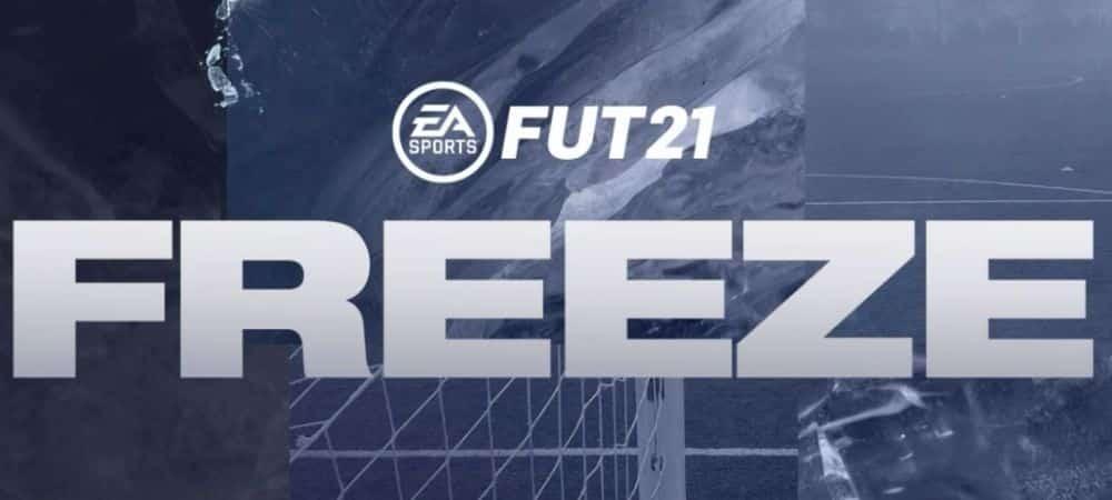 FIFA 21: des précisions sur l'événement Freeze FIFA 21 Ultimate Team !