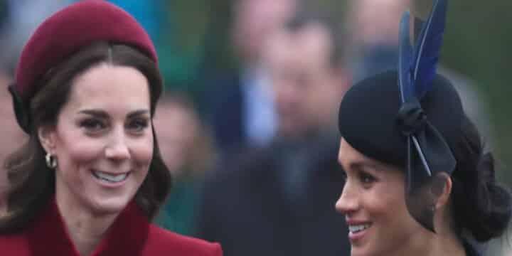 Kate Middleton et William mieux traités que Meghan Markle et Harry720
