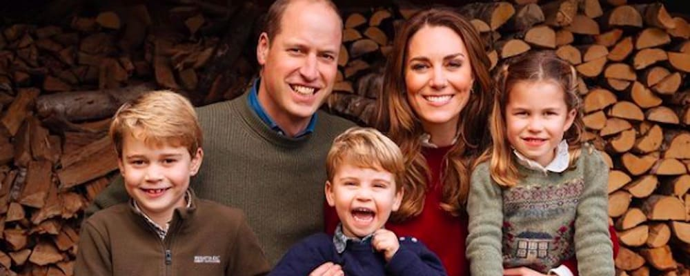 Kate Middleton et William: Top 4 de leurs plus belles cartes de vœux !