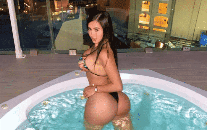 Kim Kardashian son sosie mexicain meurt à cause de la chirurgie 17122020-