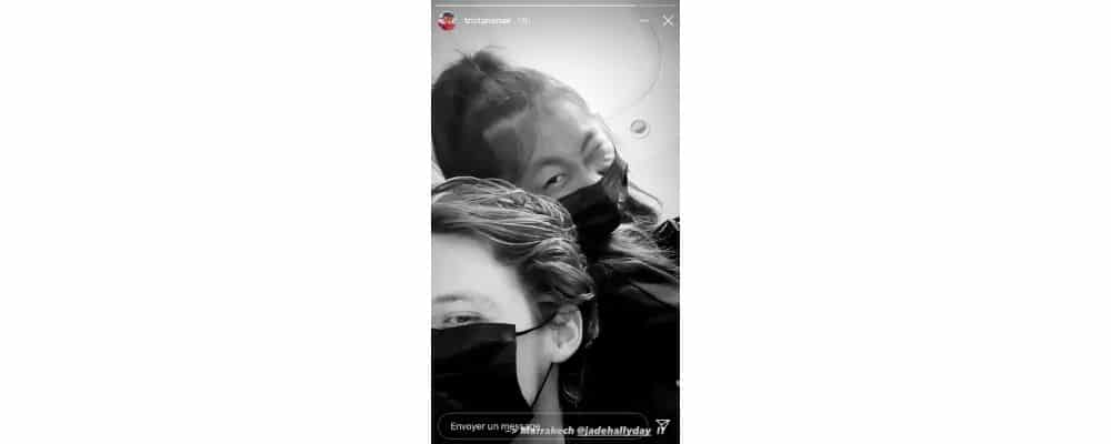 Laeticia Hallyday: sa fille Jade s'envole pour le Maroc pour la fin de l'année !