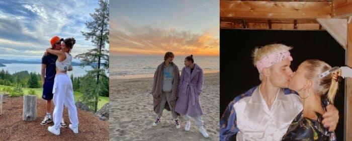 Les photos les plus romantiques de Justin Bieber et Hailey Baldwin