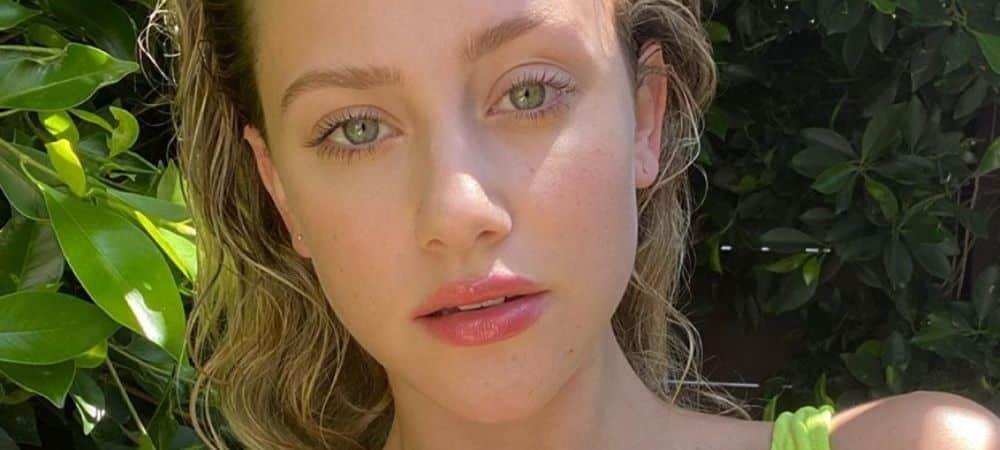 Lili Reinhart met en avant l'acceptation de soi sur Instagram1000