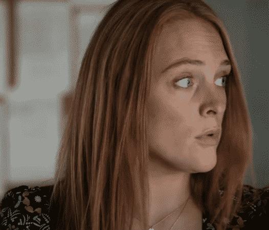 Manon dans la série Un si grand soleil
